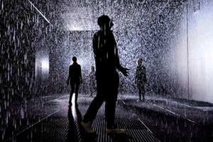 Rain Room (Random International)