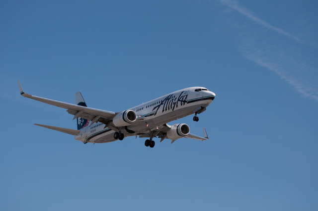 Alaska Airlines FLICKR