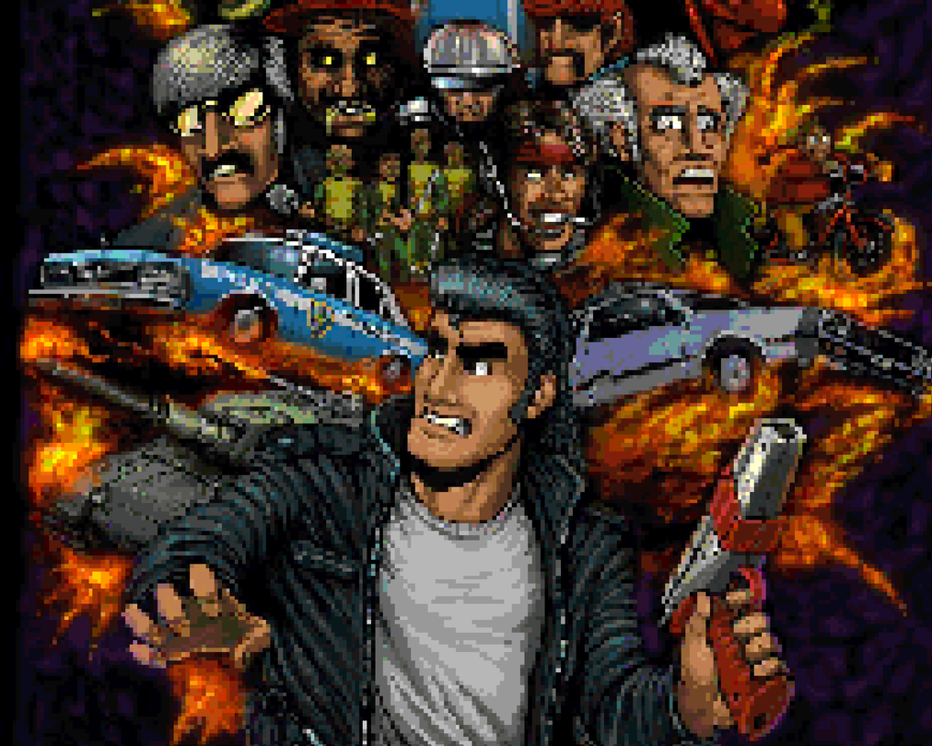 retro city rampage review hero