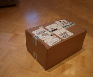 shipping box flickr