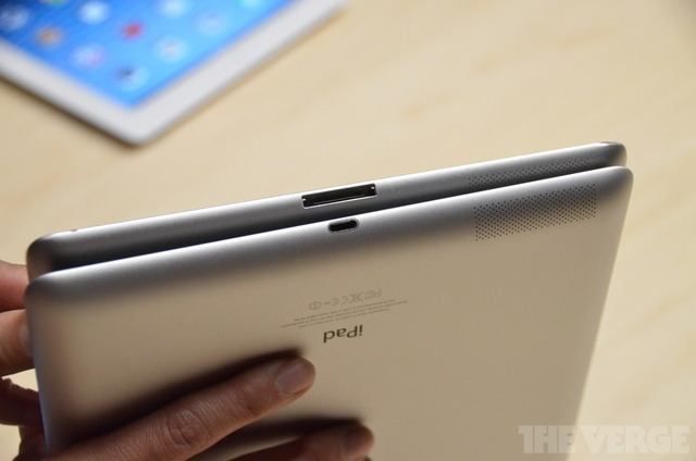 ipad 4 hands on