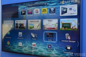 Samsung 6000 Series Smart TV with Google TV