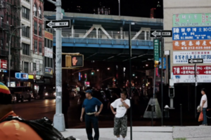 New York: Night and Day time-lapse