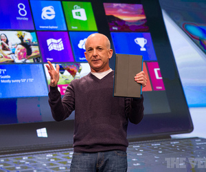 Steven Sinofsky Microsoft stock