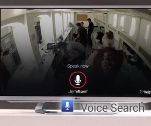 Google TV Voice Search
