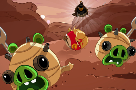 angry birds star wars lead