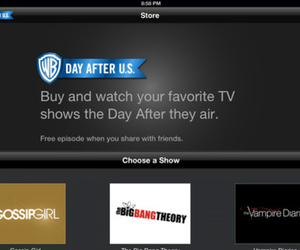 Warner Bros Day After US app