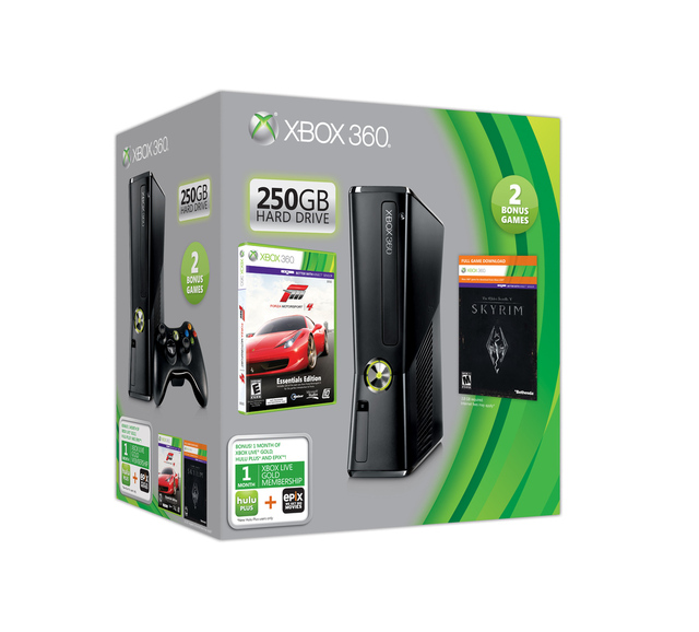 xbox 360 holiday bundles