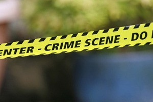 Crime scene FLICKR