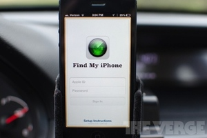 Find My iPhone iOS 6