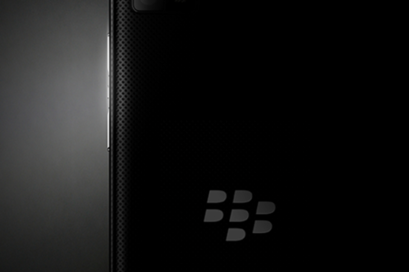 BlackBerry 10 Hardware Teaser