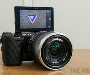 Gallery Photo: Sony NEX-5R review photos