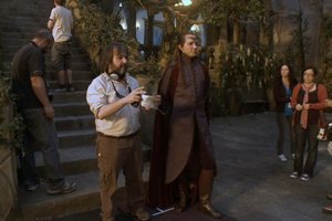 hobbit behind the scenes