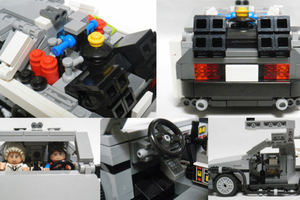 LEGO BTTF