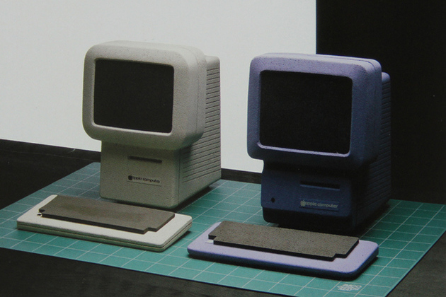Unused Apple designs from Design Forward book