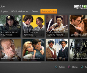 Amazon Instant Video PS3