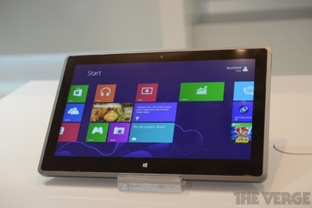 Vizio 11.6-inch Tablet with Windows 8