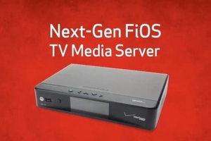 Verizon FiOS TV Media Server