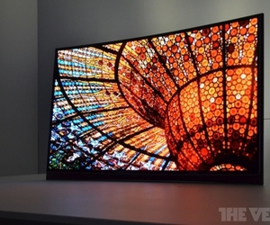 curved oled