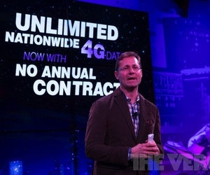 T-Mobile unlimited no contract