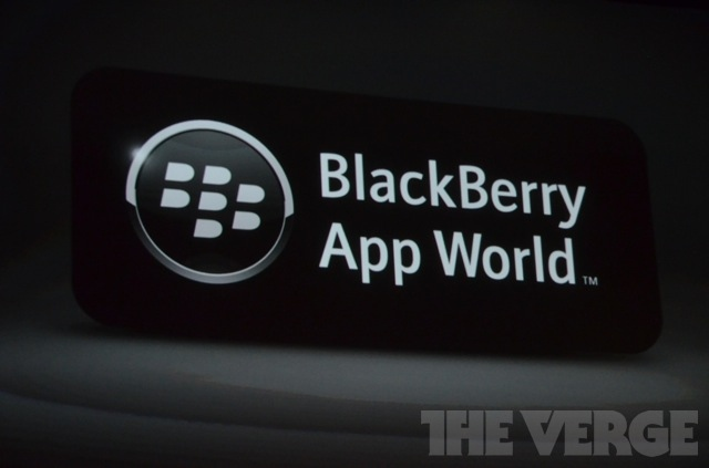 Gallery Photo: Facebook for BlackBerry 10 photos