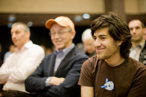 Aaron Swartz (flickr)