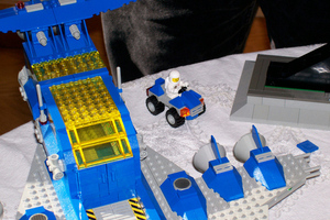 Lego Galaxy Explorer (FLICKR)