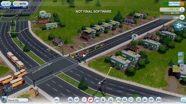 SimCity gameplay screenshot 960