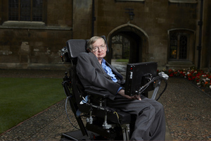 Stephen Hawking FLICKR