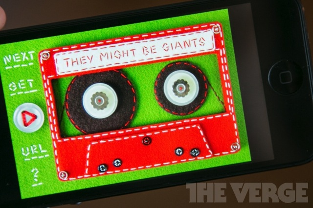 They Might Be Giants app