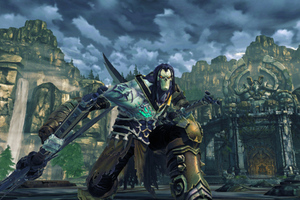 Darksiders II Death