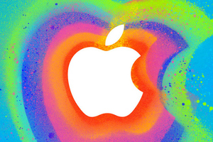 apple event logo