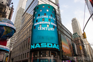NASDAQ times square (STOCK)