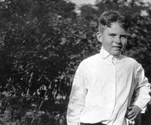 richard nixon child (nara)