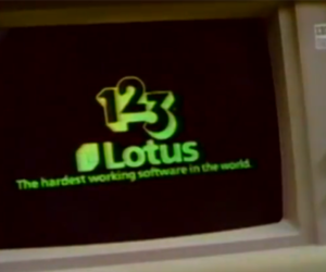 lotus 123