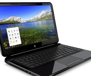 Gallery Photo: HP Pavilion 14 Chromebook press pictures