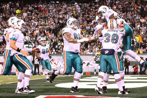 Do the Dolphins know they can do this more than once a game?