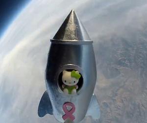 Hello Kitty Astronaut