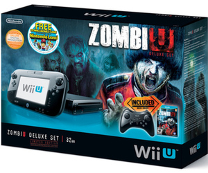 Wii U Zombiu Deluxe Set