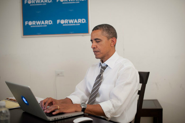 Obama to make second Google+