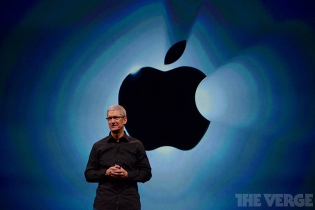 Tim Cook says Apple has