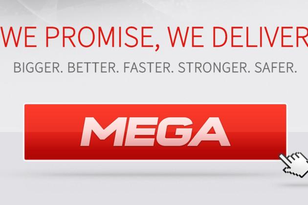 Mega frontpage