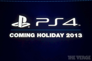 PlayStation 4 Holiday 2013 Tease