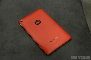Gallery Photo: HP Slate 7 photos