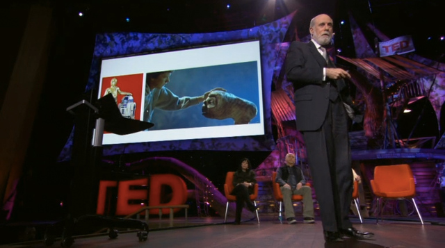 Vint Cerf TED 2013
