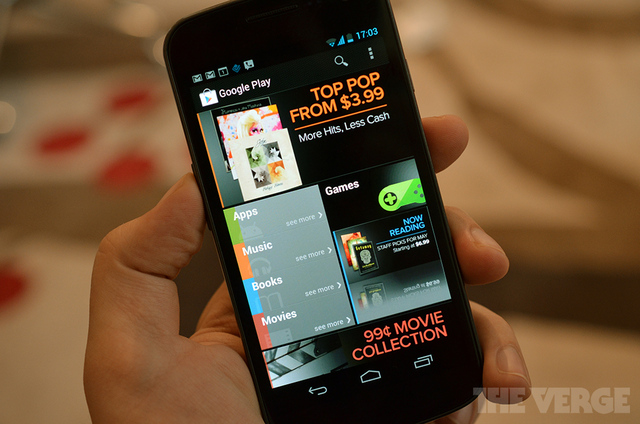 Google Play offering a week of discounts and deals for its birthday
