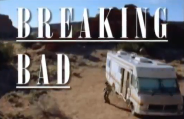Watch this: 'Breaking Bad' re-imagined as a '90s-era feel-good sitcom