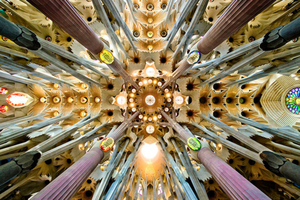 gaudi sagrada familia