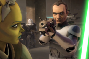 Star Wars Clone Wars