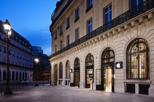 Apple Store Opera Paris